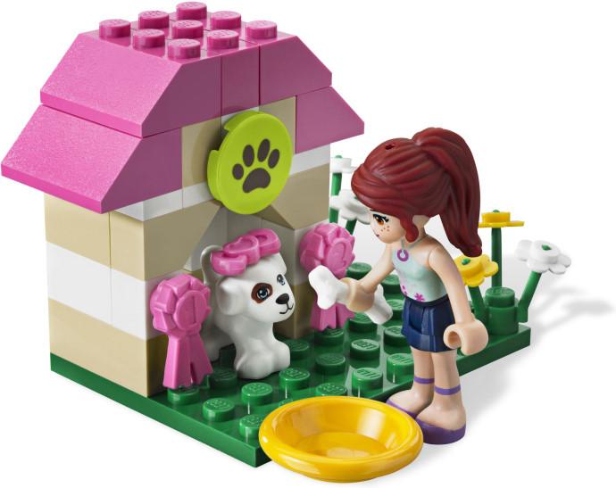 lego com friends animals instructions