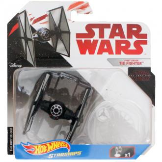 Hot Wheels Star Wars Első Rend TIE Fighter csillaghajó