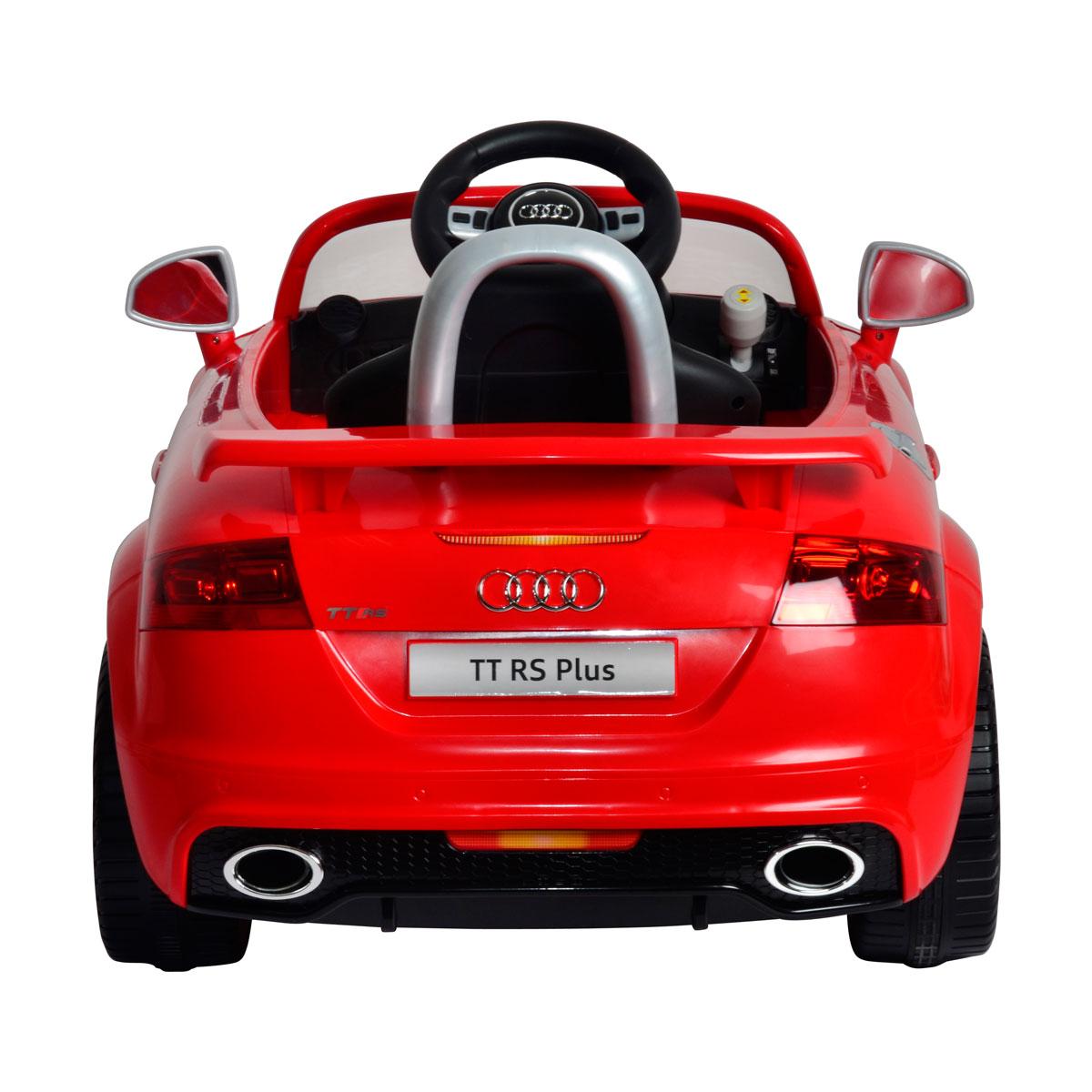 Elektromos Autó 6V - Piros Audi TT Buddy Toys