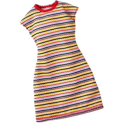 861d38ee7 Barbie cikk-cakk mintás ruha   Jatekkocka Webáruház és Játékbolt