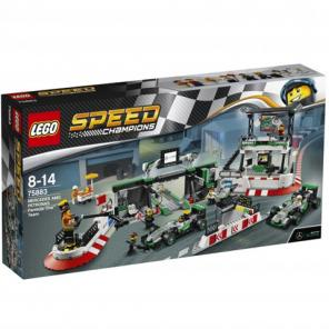 LEGO Speed Champions MERCEDES AMG PETRONAS Formula One Team