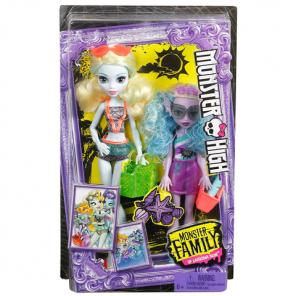 Monster High Lagoona Blue testvér szett