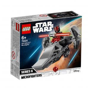 Lego Star Wars - Sith Infiltrator Microfighter - 75224