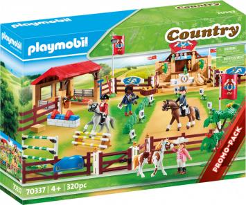 Playmobil Country - Nagy lovaglópálya 70337