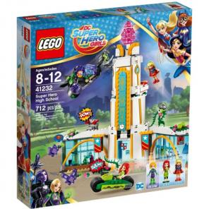 LEGO DC Super Hero Girls Szuperhős Akadémia