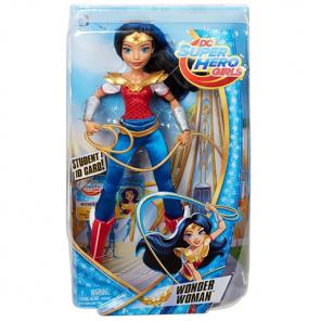 DC Super Hero Girls Wonder Woman baba 30 cm