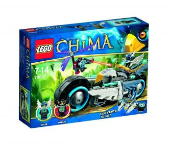 Lego Chima - Eglor Twin Bike-ja
