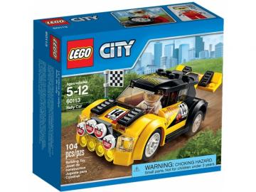Lego City Rally autó