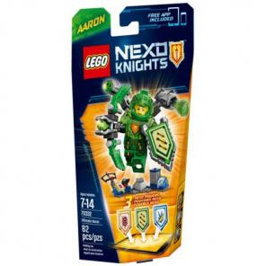Lego Nexo Knights Ultimate Aaron