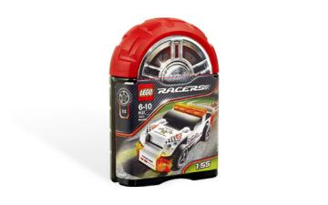 Lego Racers Tiny Turbos Track Marshal