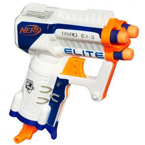 Nerf Triad Elite Mini Szivacslövő