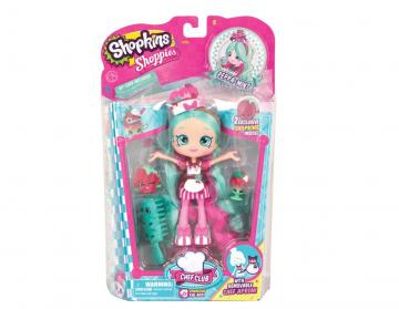 Shopkins Shoppies S3 babák - Peppa-Mint